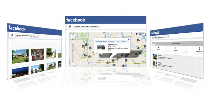 Facebook Page marketing for real estate with the RealBird PRO