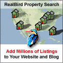 RealBird Property Search with Google Base